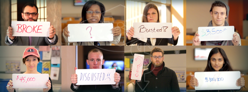 Broke, Busted, and Disgusted – Documentary Project in prep