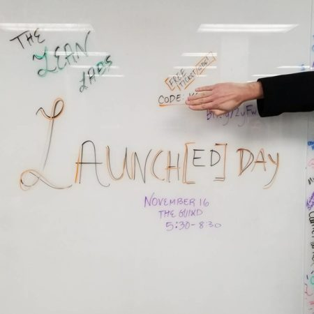 Launch(ED) Day, everything about the LeanLab Fellowship leads to this event