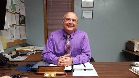 PAC Superintendent Joe Kramer