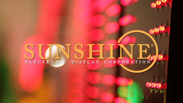 Sunshine Electronic Displays