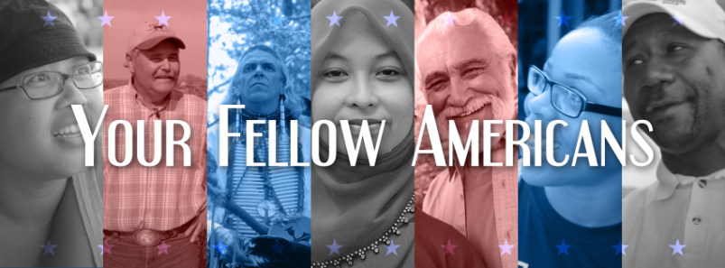Project Prep: Your Fellow Americans